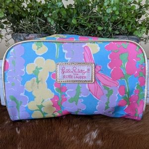 Lilly Purlitzer Cosmetic Bag